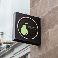 Логотип Fruit Shop