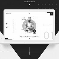 Web design - Alex Recruitment