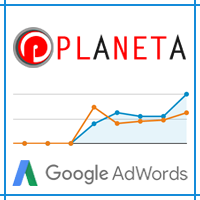 РК в Google AdWords / Польское ТВ «Planeta PL»