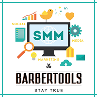 Barber Tools / SMM / Facebook - Instagram