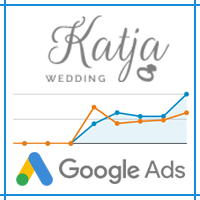 Katja Wedding Agency / Google Ads