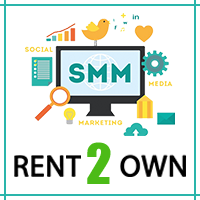 Rent 2 Own / SMM / Facebook - Instagram