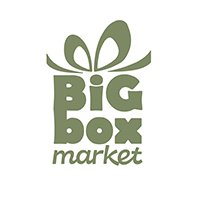 "Логотип ""Big Box market"""