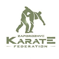 "Логотип для ""Zaporozhye karate federation"""