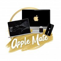 Logo apple mate
