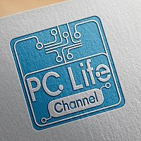 Logo - YouTube канала Pc Life Channel